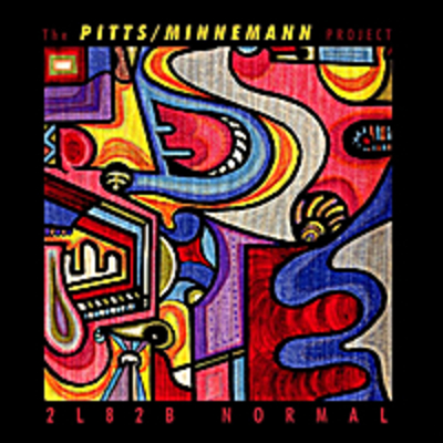 The pitts/minnemann project/2 l 8 2 b normal cd