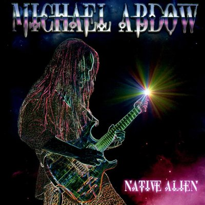 Michael abdow-native alien cd