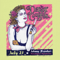 The Detroit Cobras gigposter