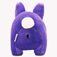 "Stache Purple Plush Labbit 7"" - Thumbnail 1"