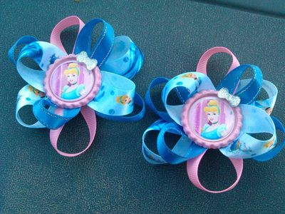 c42e81498af3 Pick a Princess Pigtail Clips · Anchors   Wings · Online Store ...