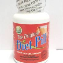 The Original Diet Pill 30 caps On Sale!!!  Lose 30lbs in 4 weeks