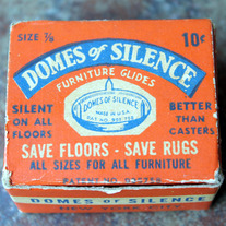 "Great Vintage ""Gag Gift"" - DOMES OF SILENCE!"