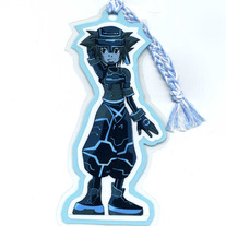 Bookmark - Kingdom Hearts II: Sora - Tron Form (Fanart)