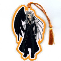 Bookmark - Final Fantasy VII: Advent Children: Sephiroth (Fanart)