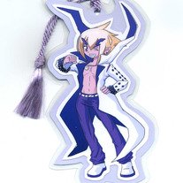 Bookmark - Disgaea 2: Axel (Fanart)