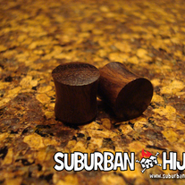 Sono Wood Saddle Plug