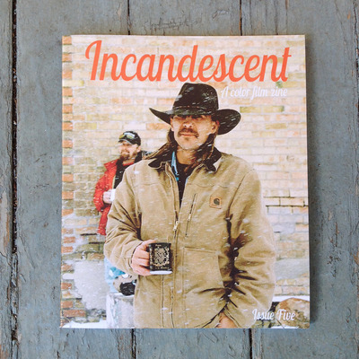 Incandescent issue 5