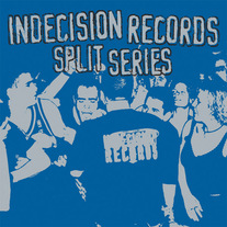Indecision Records Split Series CD