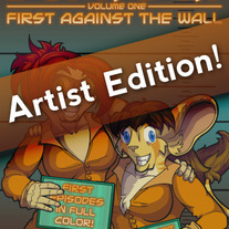 Last Res0rt - First Against the Wall (Artist Edition)