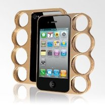 Gold Knucklez Case (iPhone 4 4s)