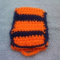 Crochet Auburn Cell Phone Case