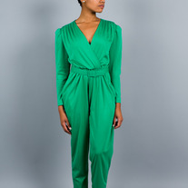 Laurel Green Jumper