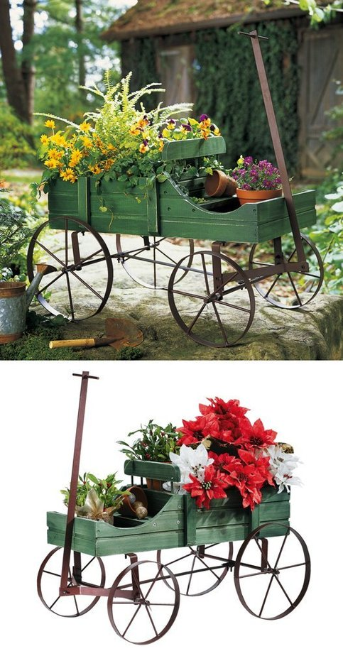 Amish Wagon Decorative Garden Decor On Storenvy