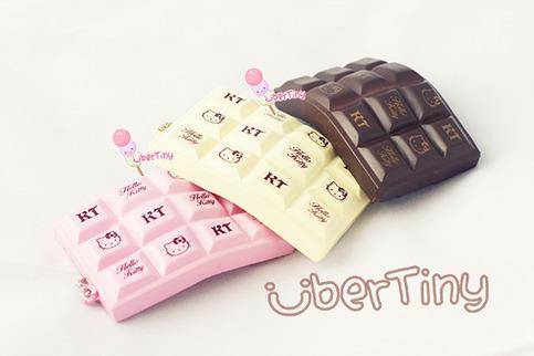 Rare* Hello Kitty Paki Paki Cracking Chocolate Squishy (Licensed) ? Uber Tiny ? Online Store ...