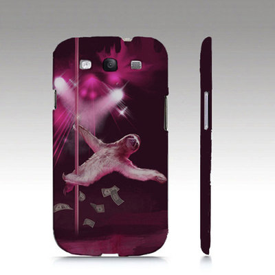 Stripper sloth samsung galaxy s3 case