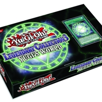 Yu-Gi-Oh Legendary Collection 3 - Yugi's World Mega Pack