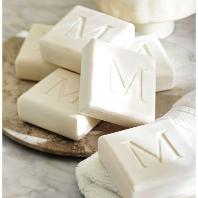 Four square guest bar soaps