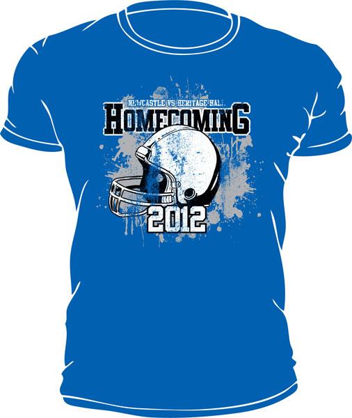 homecoming t shirts