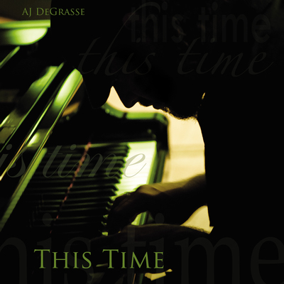 This time: prayers in the language of piano (cd)