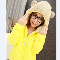 Abrigo Oso / Teddy Bear Coat 2WH139