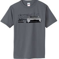 Daikoku Pa - Fighters series - NSX t-shirt