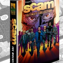 SCAM Ultimate Collection - Artist Edition HC