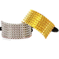 Spike Wrap Hair Accessories - Gold - Thumbnail 1