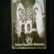 Black Vul Destruktor - Volition+Invocation+Destruction MC