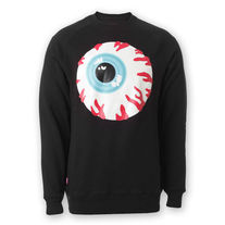 MISHKA KEEP WATCH CREWNECK SWEATSHIRT