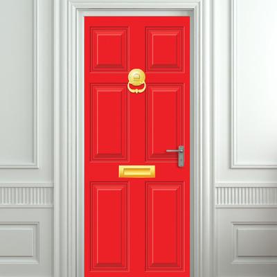 Door Wall Stickers Door & Wall Stickers · Pulaton · Online Store Poweredstorenvy