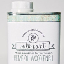 Miss Mustard Seed's Hemp Oil