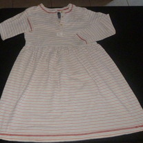 Ralph Lauren Stripe Dress-Polo Jeans Company Ralph Lauren Size 4T
