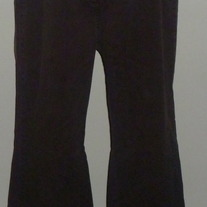 Brown Pants-Motherhood Maternity Size Large