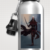 """THE PREACHER"" Water Bottle"