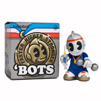 Kidrobot 'Bots 3 inch Mini Series : Higher, Faster, Stronger