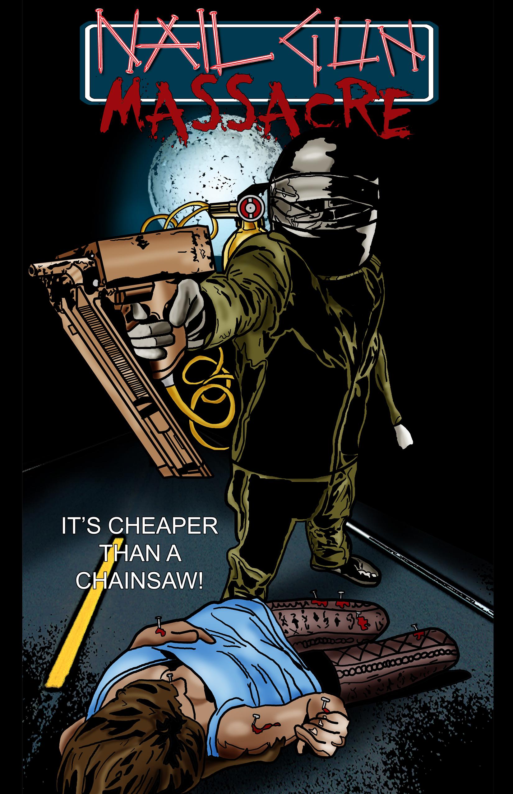 Nail Gun Massacre · Space Coast Comixx · Online Store Powered by ...