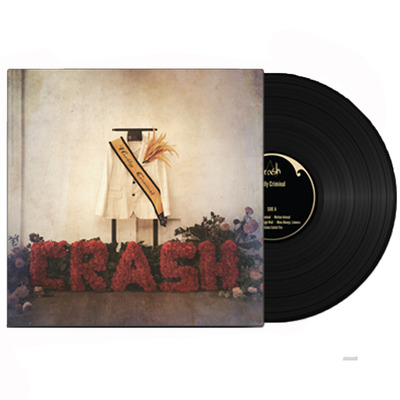Crash - hardly criminal, lp