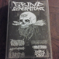 GRIND GENERATOR v/a cs(Agathocles / Rotten Vagina 69 / To-Die / Lactovaginal / Destroy Reaction / Fleischwald)