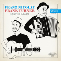 Double Exposure Vol 1. - Franz Nicolay & Frank Turner 7""