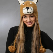 Mountain Lion Hat