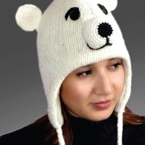 Spirit Bear Hat