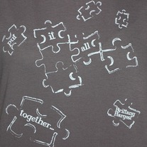 """Put It All Together"" Puzzle Tshirt"