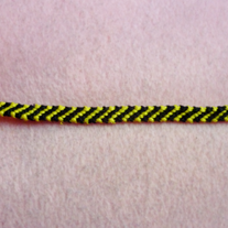 Hufflepuff Braided Friendship Bracelet