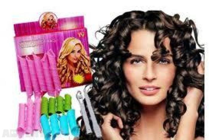 Hair Roller : Magic Leverag Hair Rollers DIY Perm Hair Hair Curl