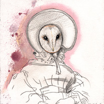 *NEW* Owl Woman