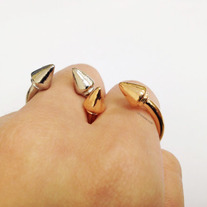 Spike Rings - Gold - Thumbnail 1