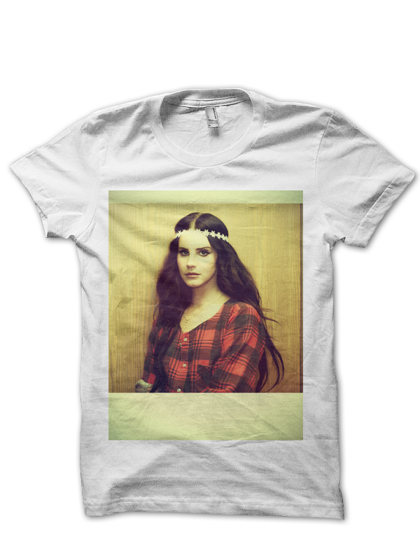 Polaroid T Shirt >> LANA DEL REY PORTRAIT T-SHIRT LANA DEL REY CONCERT SHIRTS LANA DEL REY TICKETS HIPPY SHIRTS ...