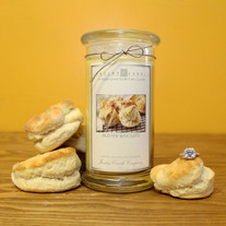 Butter Biscuits Jewelry Candle