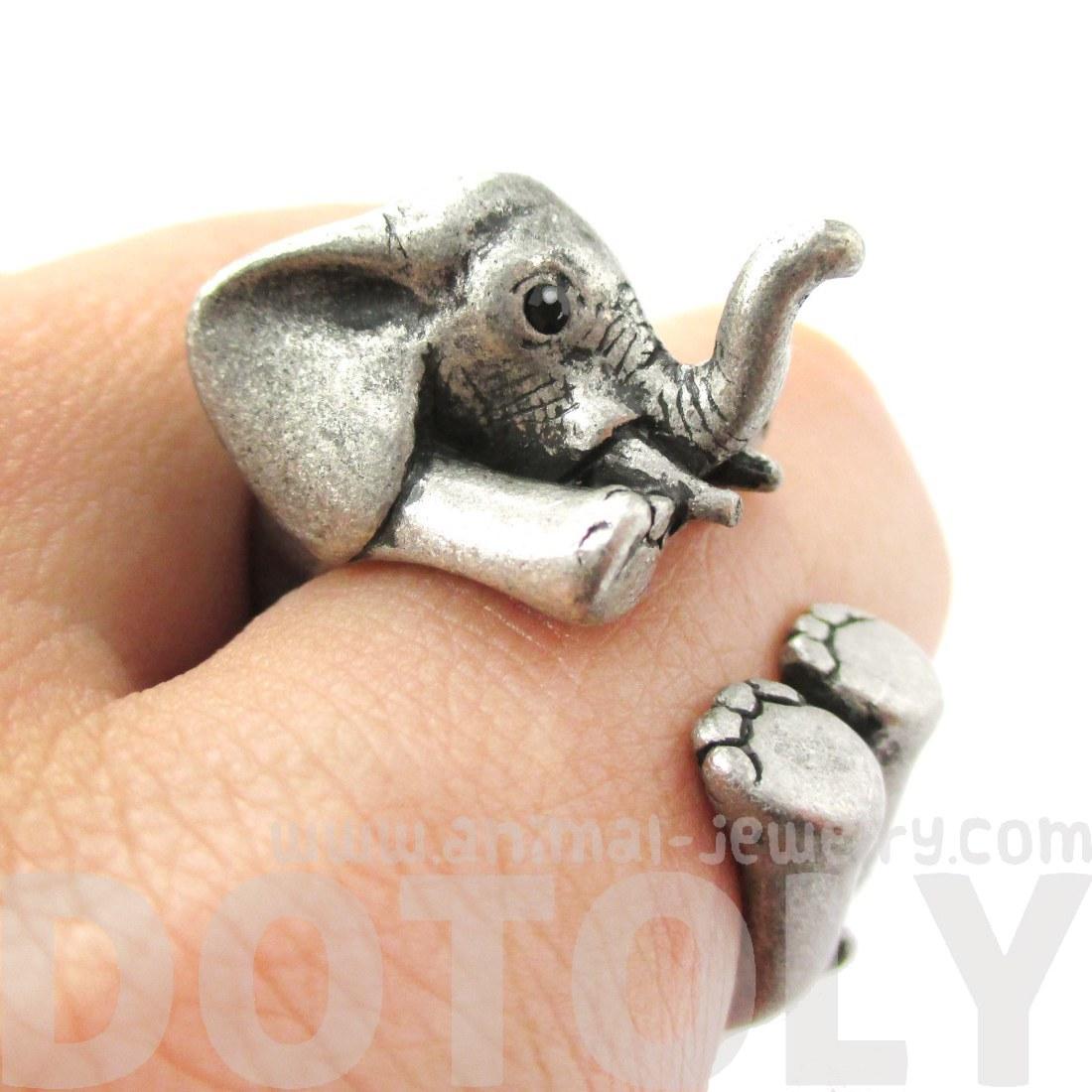 Elephant ring - photo#19